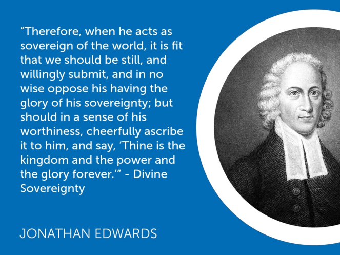 Jonathan Edwards Quote
